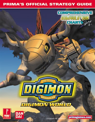 Digimon World Official Strategy Guide