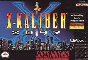 X-Kaliber 2097