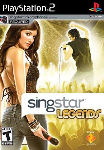 SingStar Legends Game Only