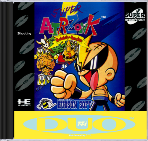 Super Air Zonk: Rockabilly Paradise Super CD