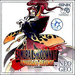 Samurai Shodown 4: Amakusa's Revenge Neo Geo CD