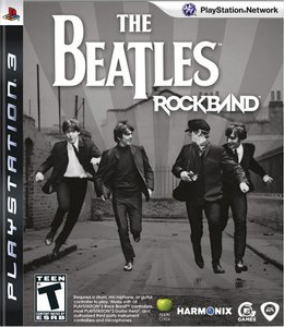 Rock Band: The Beatles Special Value Edition Bundle