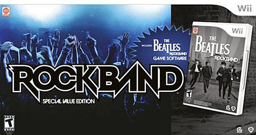 Beatles: Rock Band Special Value Edition Bundle