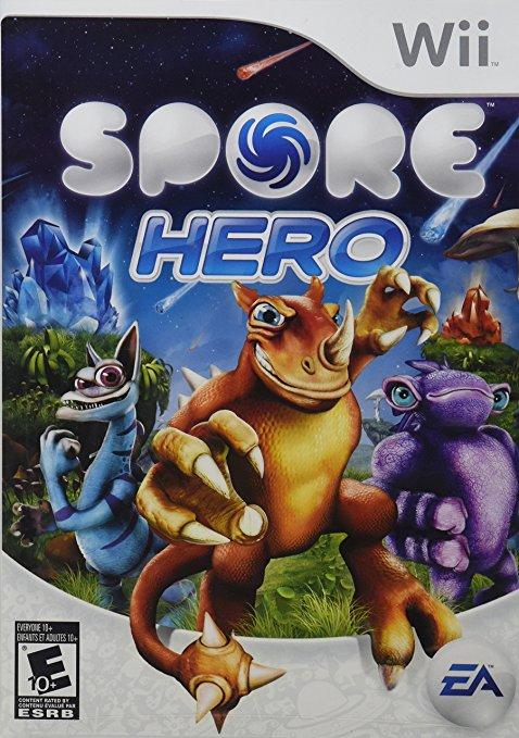 Spore Hero