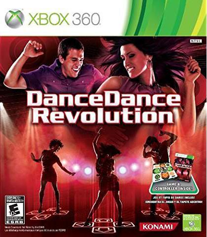 Dance Dance Revolution Bundle