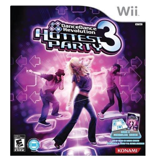 Dance Dance Revolution Hottest Party 3 Bundle