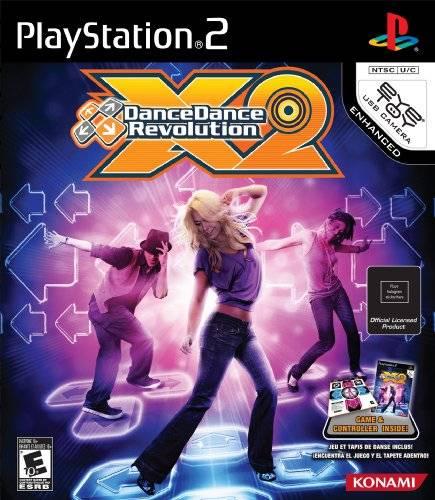 Dance Dance Revolution X2 Bundle