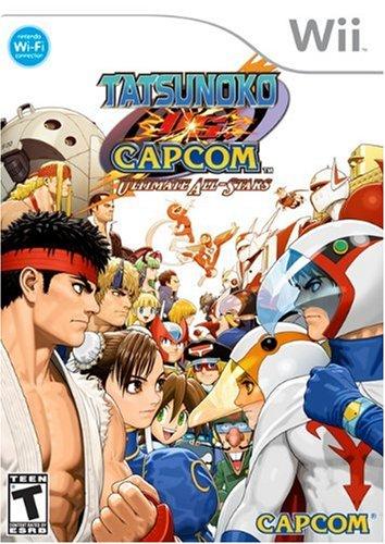 Tatsunoko vs Capcom: Ultimate All Stars