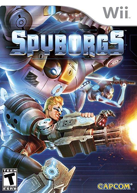 Spyborgs
