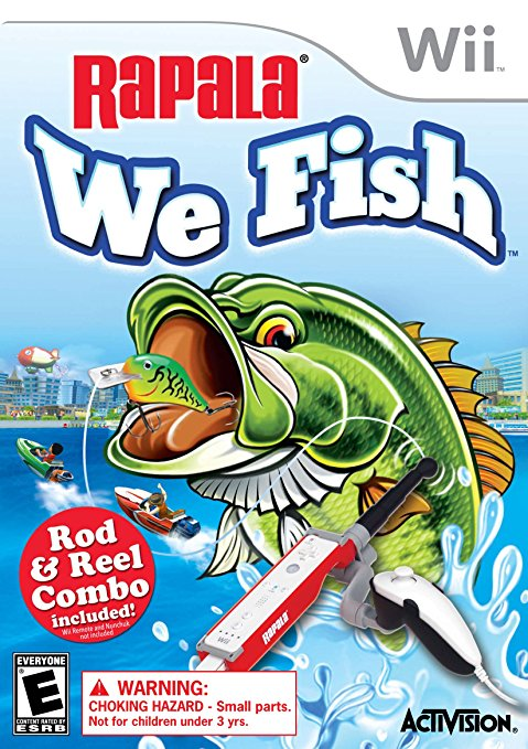 Rapala: We Fish with Rod