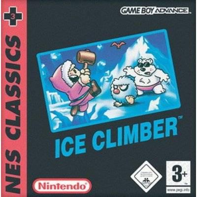 Ice Climber e-Reader Cards
