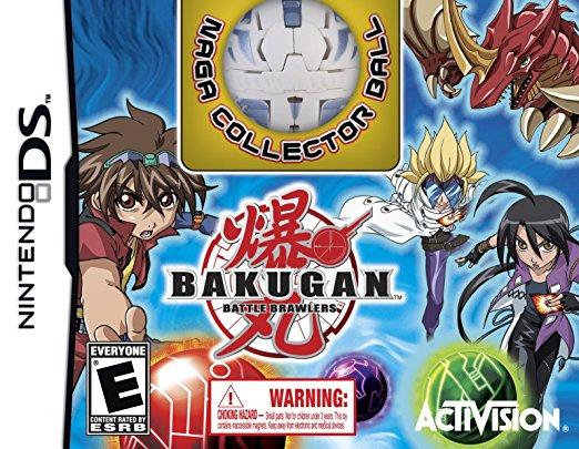 Bakugan Battle Brawlers Collectors Edition