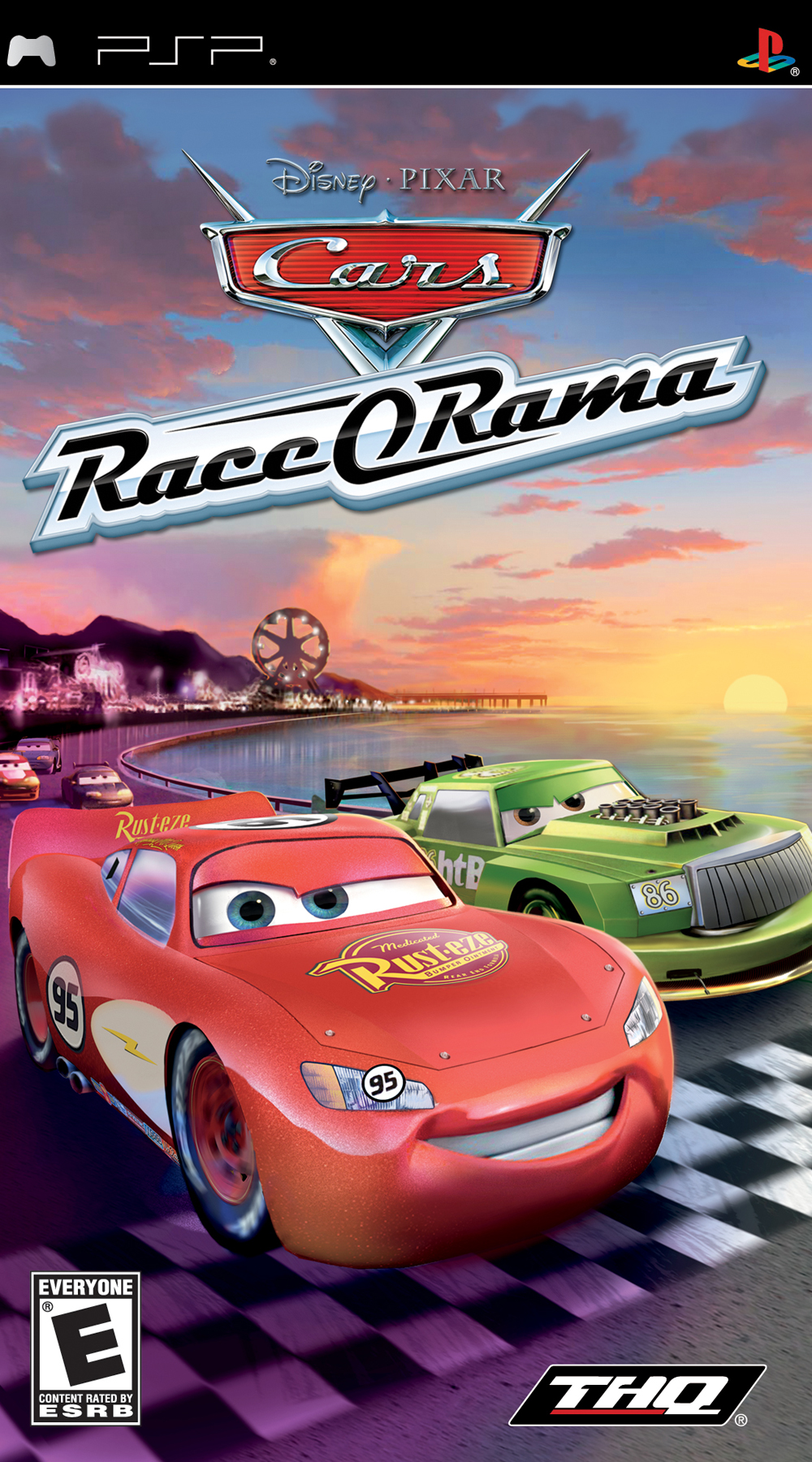 Cars Race O Rama