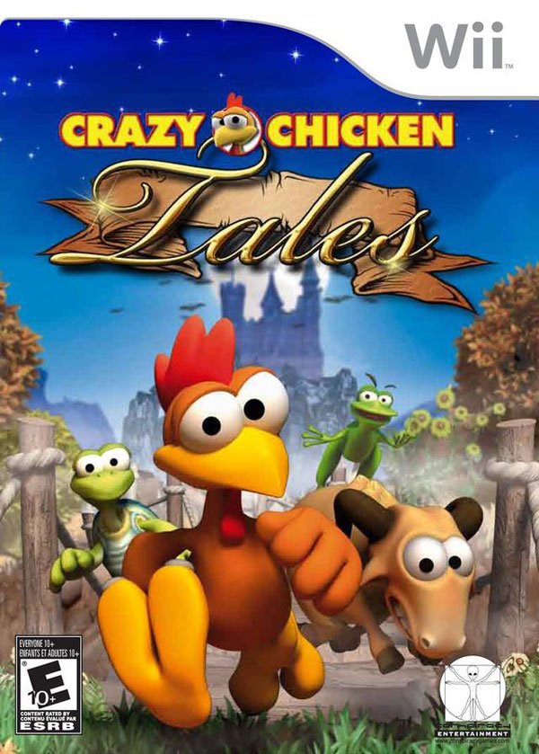 Crazy Chicken Tales
