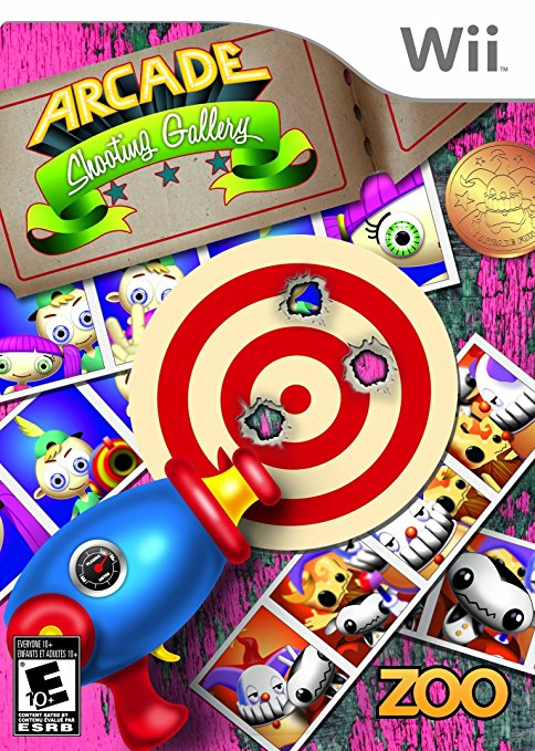 Arcade Shooting Gallery (Game Only)