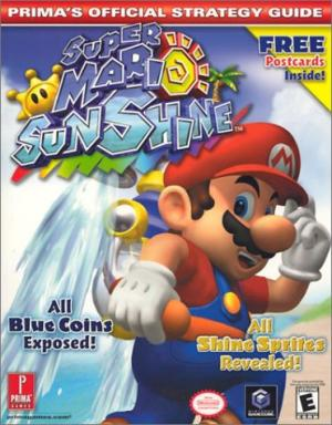 Super Mario Sunshine Official Strategy Guide