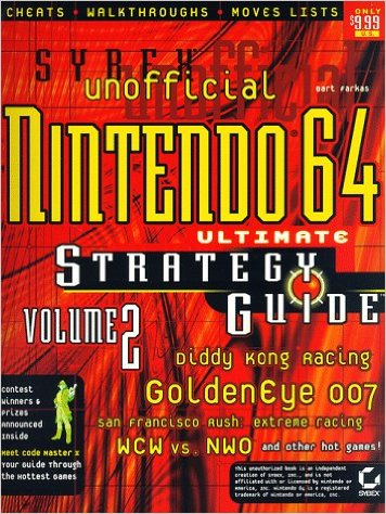 Unofficial Nintendo 64 Ultimate Strategy Guide Vol. 2