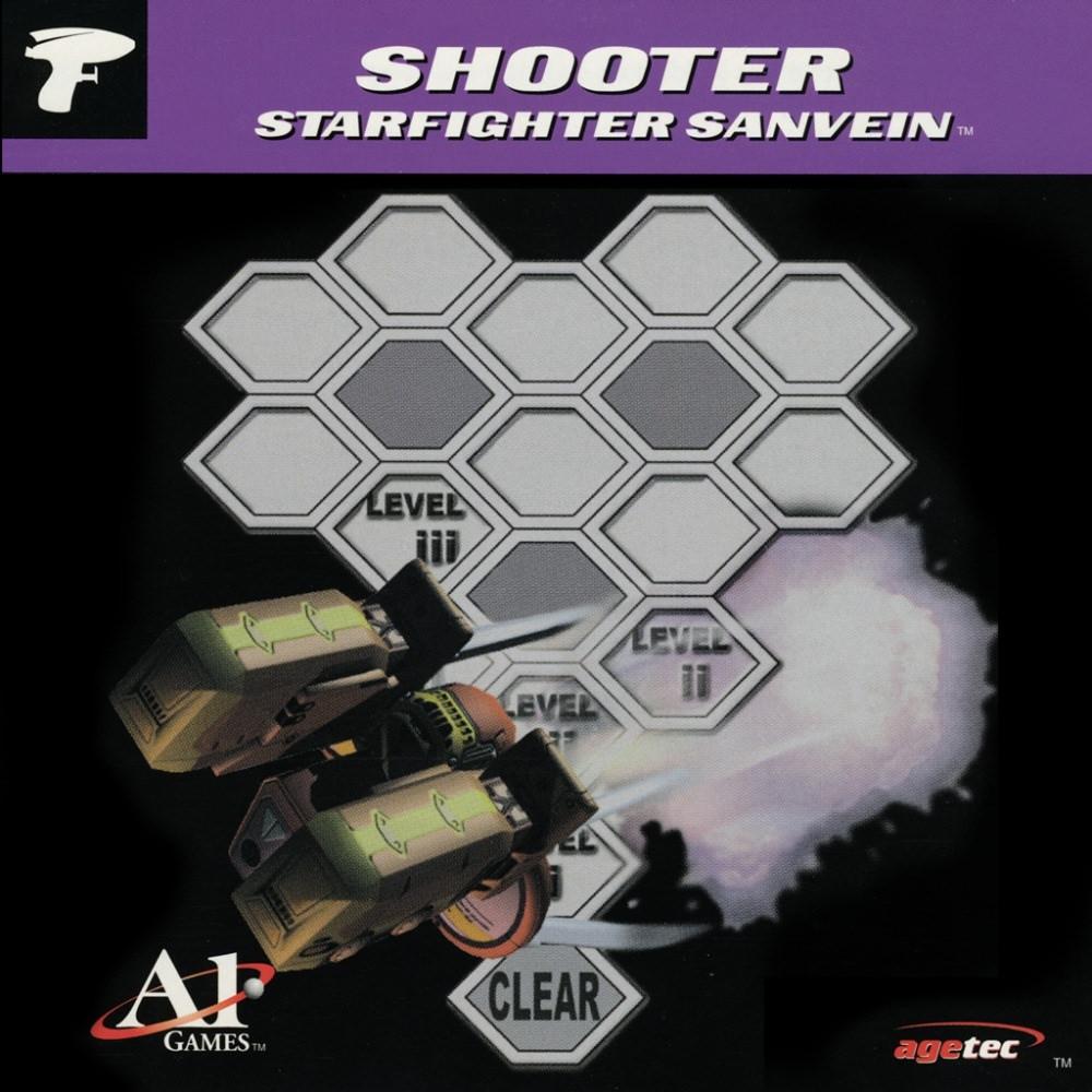 Shooter Starfighter Sanvein