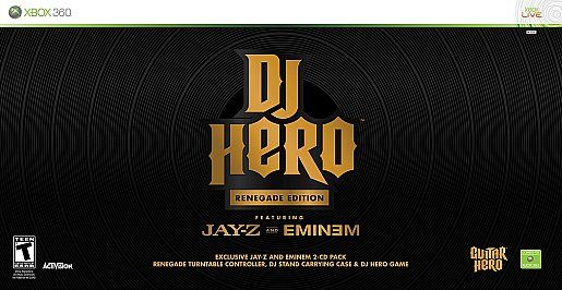 DJ Hero Bundle Renegade Edition