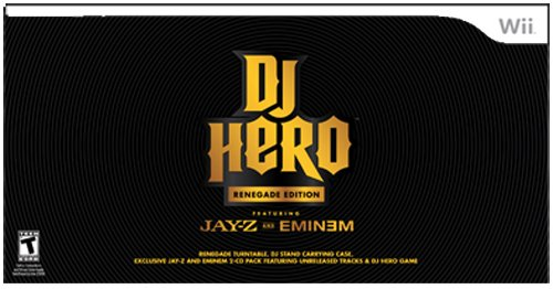 DJ Hero Bundle Renegade Edition