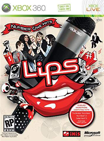 Lips Number One Hits Bundle