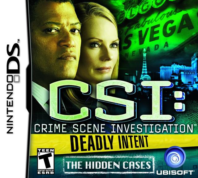 CSI Deadly Intent: The Hidden Cases