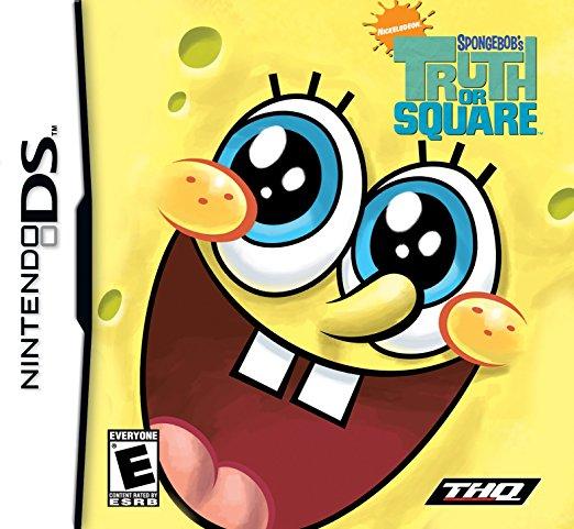 Spongebob Truth Or Square