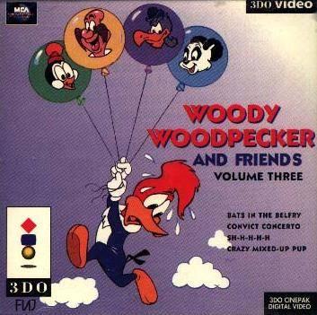 Woody Woodpecker & Friends Volume 3