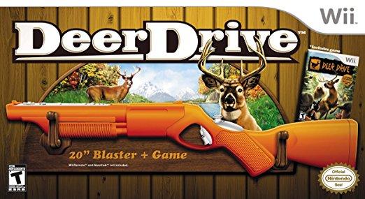 Deer Drive With Rifle