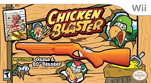 Chicken Blaster With Rifle