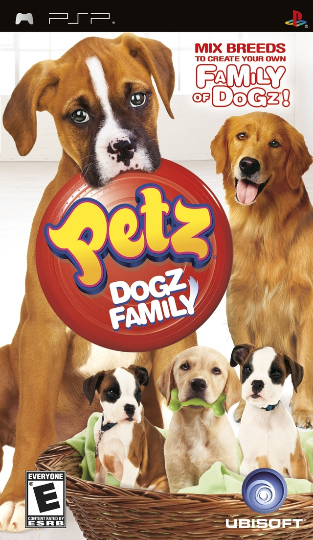 Petz Dogz Family