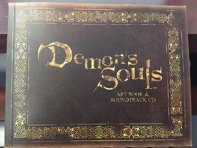Demon's Souls Artbook and Soundtrack