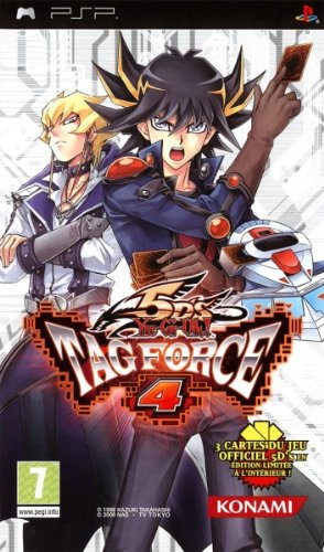 Yu-Gi-Oh 5Ds Tag Force 4
