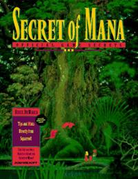 Secret of Mana Official Game Secrets