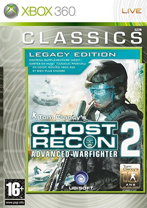 Ghost Recon Xbox Official Strategy Guide by Prima