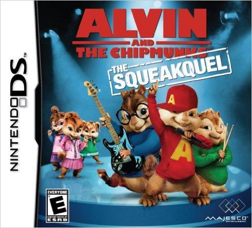 Alvin & Chipmunks: The Squeakquel