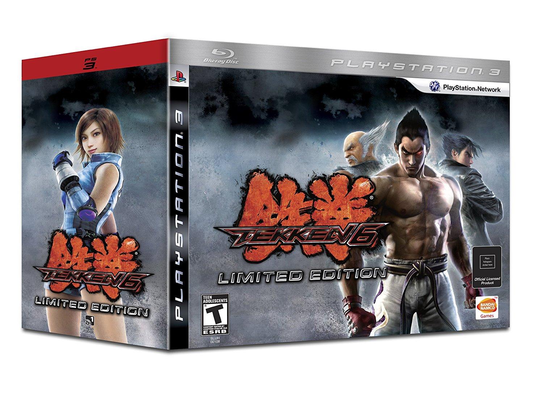 Tekken 6 Limited Edition Fight Stick Bundle