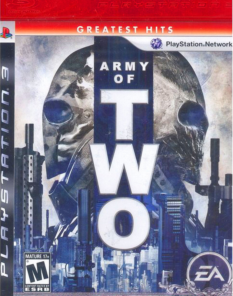 Army of Two Asian Version