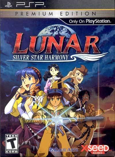 Lunar: Silver Star Harmony Premium Edition