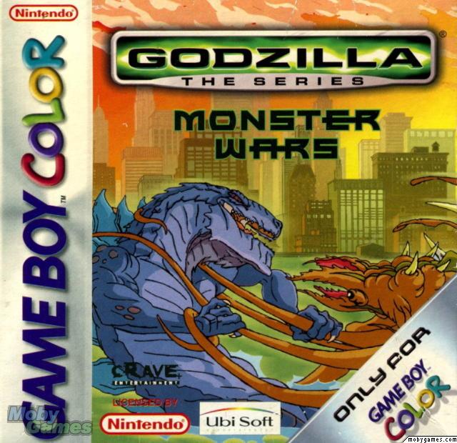 Godzilla: Monster Wars