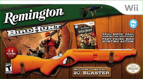 Remington Great American Bird Hunt With Rifle