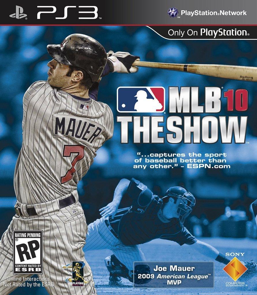 Buy Playstation 3 Mlb 10 The Show Estarlandcom