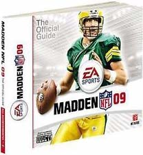 Madden NFL 09 Official Guide