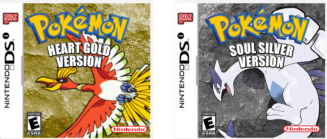 Pokemon Heart Gold & Soul Silver: The Official Guide