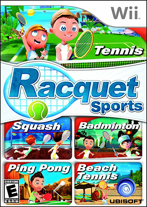 Racquet Sports (Game Only)