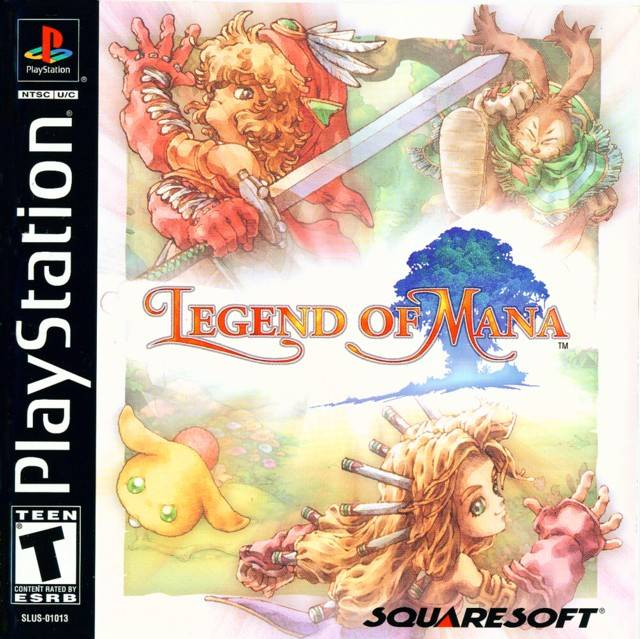 Legend of Mana Music Selection