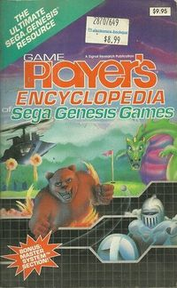 Game Player's Encyclopedia Sega Genesis Games