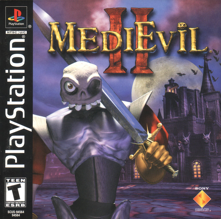 MediEvil II Official Strategy Guide