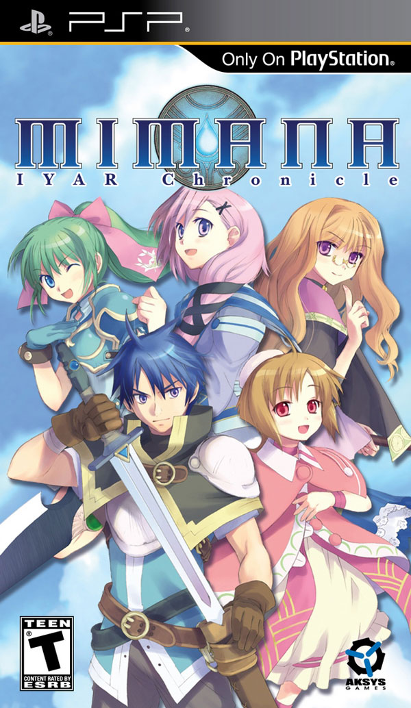 Mimana: Iyar Chronicles w/ CD Soundtrack