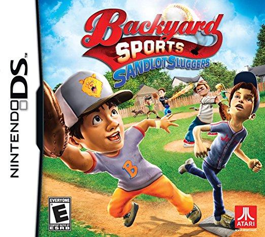 Backyard Sports: Sandlot Sluggers